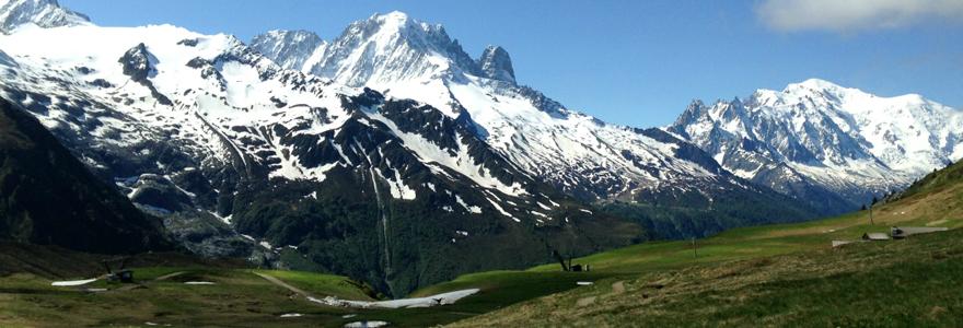 Environnement Mont-Blanc