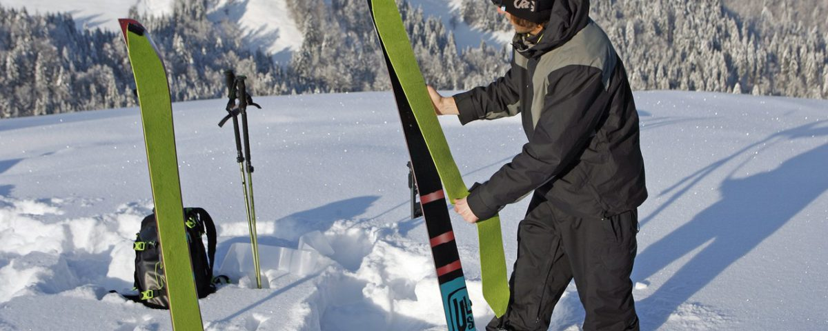 Peaux ski de rando
