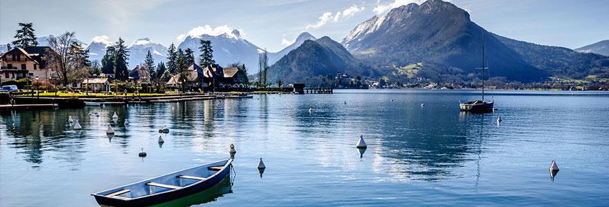 Location de vacances à Annecy