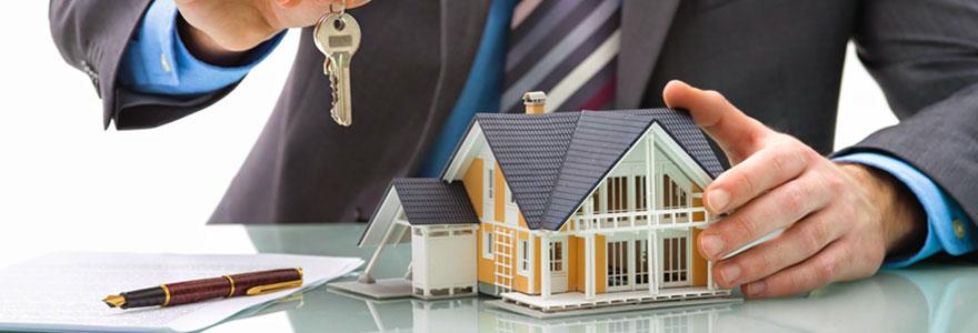 Solliciter les services d'une agence immobilière