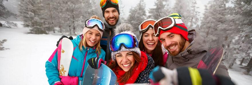 Séminaire au ski entreprise