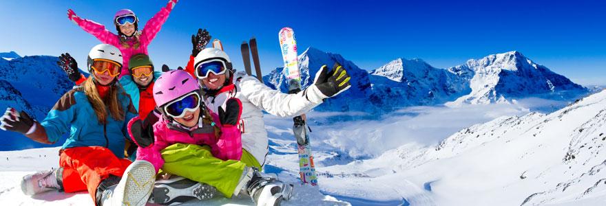 Une saison de ski
